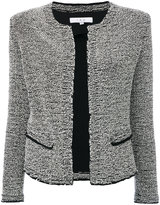 IRO tweed jacket - women - Cotton/Polyamide/Polyester/Viscose - 42