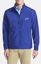 Cutter & Buck Men's Big & Tall 'Buffalo Bills - Beacon' Weathertec Wind & Water Resistant Jacket