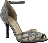 J. Renee Women's Mataro Ankle Strap Stiletto