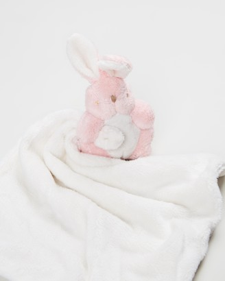 Bebe by Minihaha White Animals - Animal Comforter - Babies - Size One Size at The Iconic