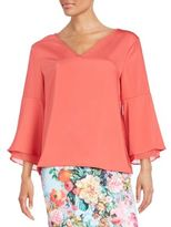 ECI Flutter Sleeve Top