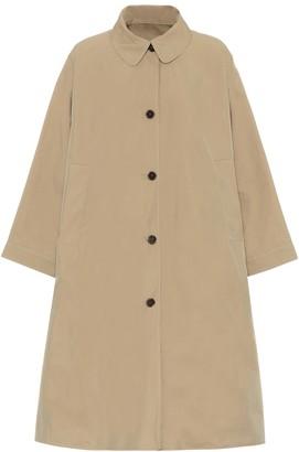 Baum und Pferdgarten Darlow reversible cotton-blend coat