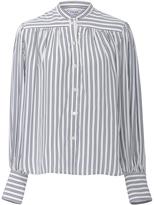 Frame Chloe Striped Blouse