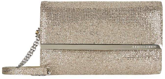 Judith Leiber Chelsea Flap Clutch Bag