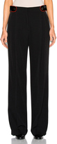 Givenchy Cavalry Grain de Poudre Trousers