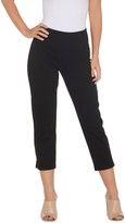 Women With Control Women with Control Regular Tummy Control Prime Stretch Crop Jeans