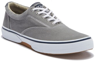 Sperry Halyard Lace-Up Sneaker - Wide Width Available