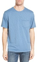 True Grit Men's Raw Edge Slub T-Shirt