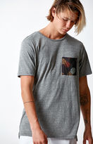 On The Byas Pineapple Pocket T-Shirt
