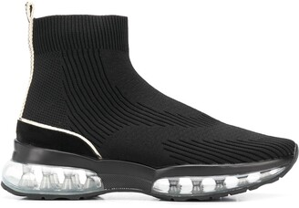 Carvela Link Bubble sock-style sneakers