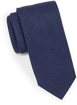 HUGO Narrow Microdot Tie