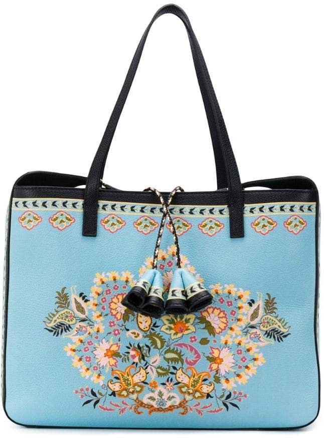 6aa387720891 Floral Tote Bags - ShopStyle