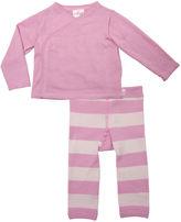 Cuddl Duds 2-pc. Layette Set-Baby Girls