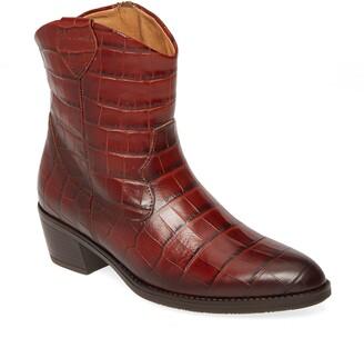 Gabor Western Boot