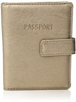 Kenneth Cole Reaction Women's Core Deluxe Passport W/ Rfid Blocking