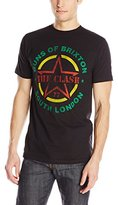 Brixton FEA Merchandising Men's Clash The Guns Of Lightweight T-Shirt