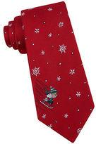 Lord & Taylor BOYS 8-20 Christmas Sledding Tie
