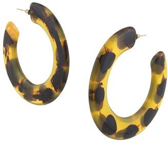 Cult Gaia Kennedy hoop earrings