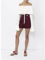 Proenza Schouler High waist shorts