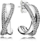 Pandora Earrings - Timeless Hoops