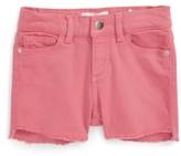 DL1961 Toddler Girl's Cutoff Shorts