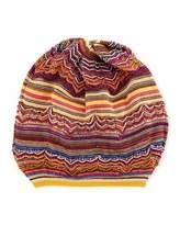 Missoni Wool-Blend Knit Beret