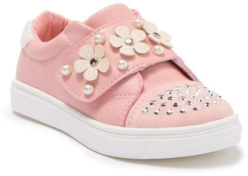 66d3d65c17ea2 Glitter Embellished Sneaker (Toddler)