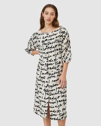 gorman Lost In Translation Dress