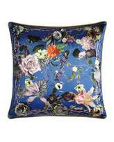 Christian Lacroix Double Jeu Jonquille Pillow