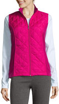Made For Life Quilted Vest-Talls