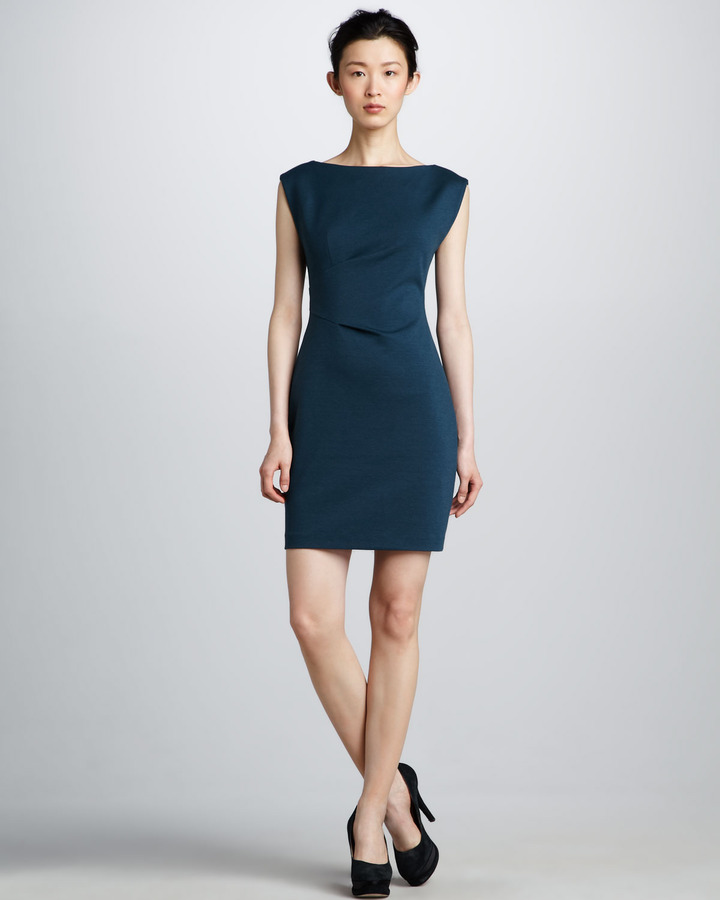 Rebecca Taylor Sofia Fitted Dress