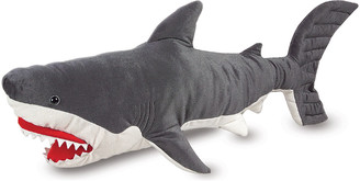 Melissa & Doug Giant Stuffed Animal Shark
