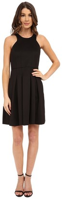 Catherine Malandrino Women's Imogen Dress Noir 0
