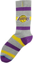 Stance Los Angeles Lakers Team Color Striped Socks