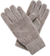 Isotoner Chenille Palm Gloves