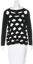 Junya Watanabe Cutout Wool Sweater
