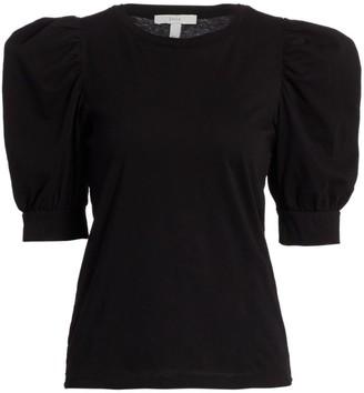Joie Artemesia Puff-Sleeve Sweater