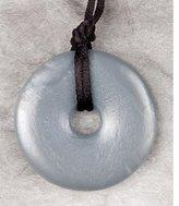 Smart Mom Jewelry Teething Bling Pendant - Donut Shape