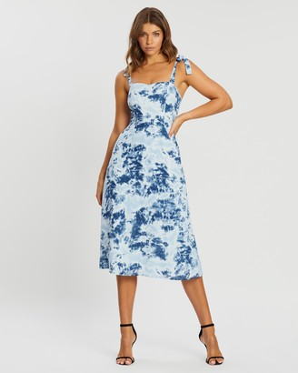 Atmos & Here Avery Maxi Dress