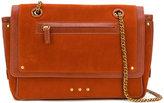 Jerome Dreyfuss zip detail shoulder bag