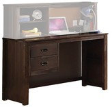ACME Furniture Hector Kids Desk - Antique Charcoal Brown - Acme