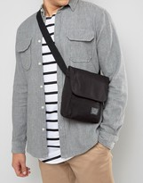Levis Levi's Canvas Flight Bag In Black