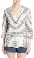 Soft Joie Women's Raylyn Stripe Knit Pullover