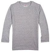 Class Club 8-20 Long-Sleeve Solid Crewneck Shirt