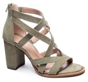 Chinese Laundry Women's Shawnee Block Heel Sandals Women's Shoes