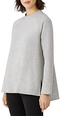 Eileen Fisher High Low Knit Tunic