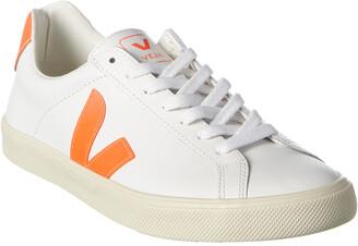 Veja Esplar Logo Leather Sneaker