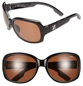 Zeal Optics 61mm Polarized Plant Based Sunglasses