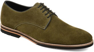 Thomas & Vine Gunner Plain Toe Derby