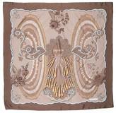 Hermes Doigts de Fee Silk Scarf